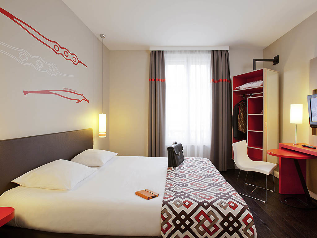 hotel ibis styles dijon central. Black Bedroom Furniture Sets. Home Design Ideas