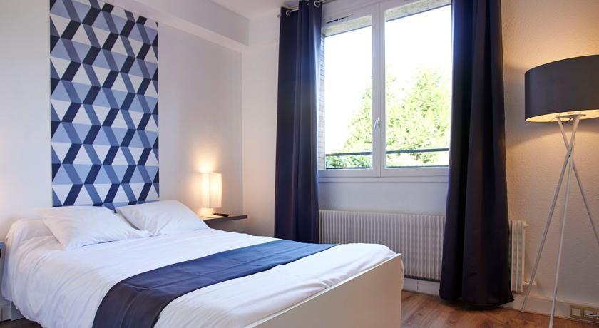 hotel dijon aparthotel lhl. Black Bedroom Furniture Sets. Home Design Ideas